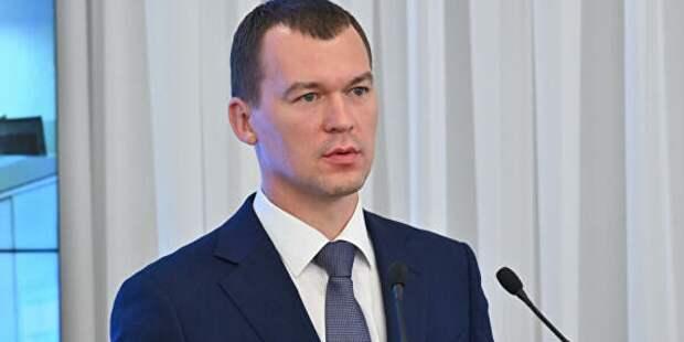 Дегтярев рассказал, кто попал в тройку кандидатов в сенаторы