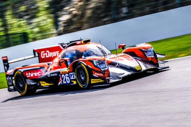FIA WEC: победа G-Drive Racing в Спа