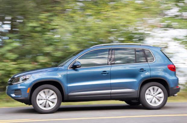Росстандарт обеспокоен слухами, связанными с Volkswagen Tiguan
