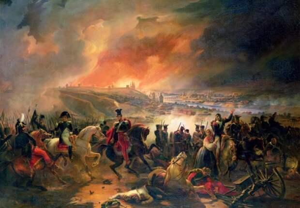 Как в России планировали остановить вторжение Наполеона