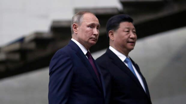 МИД Китая: Путин и Си Цзиньпин поучаствуют в открытии ядерного проекта