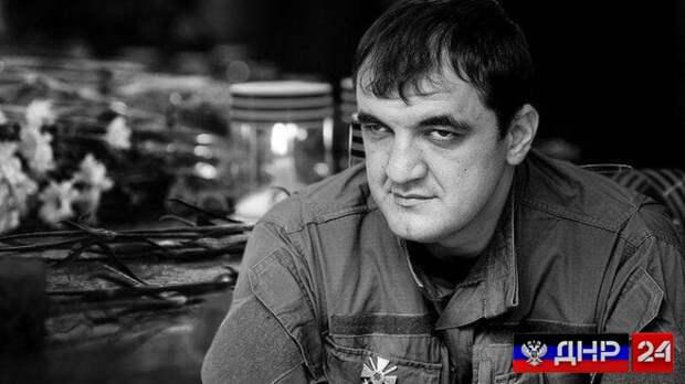Третья годовщина смерти легендарного командира «Пятнашки» Олега Мамиева
