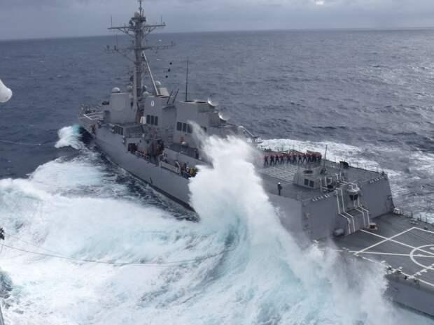 """Американский эсминец """"Дональд Кук"""" направился в Черное море и готовит новые провокации"""