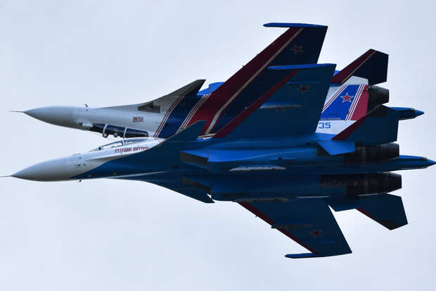 Непревзойденный: Military Watch оценил модернизированный Су-30