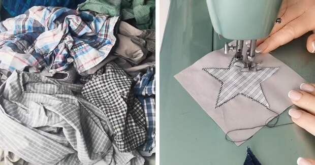 Знающие рукодельницы не выкидывают, а собирают ненужные вещи и переделывают с пользой на зиму