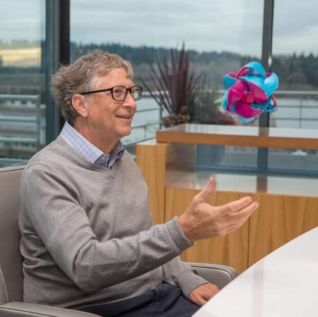 Билл Гейтс оценил свою «причастность» кпандемии коронавируса