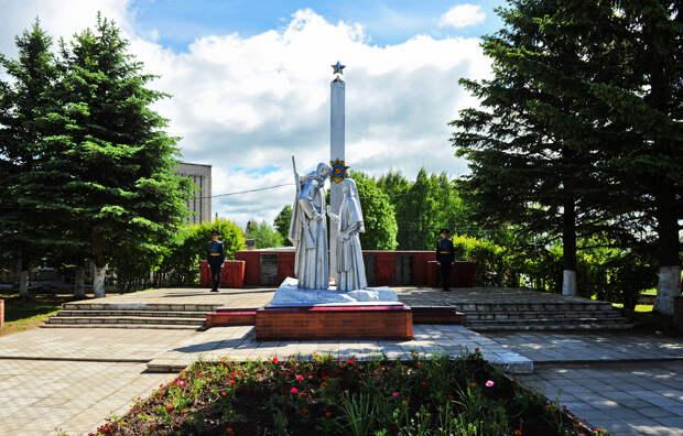 Губернатор поздравил жителей Краснохолмского и Кесовогорского районов