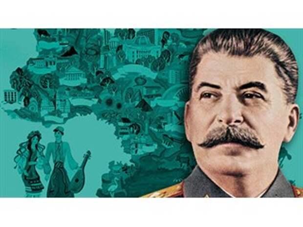 «Главный злодей» Украины. Что Сталин сделал для этой страны 70 лет назад?