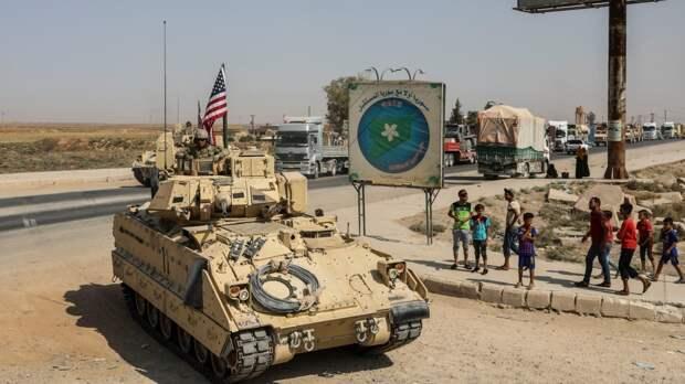 В США не стали комментировать блокировку американской колонны в Сирии военной полицией РФ