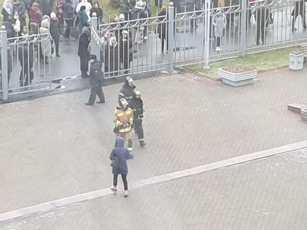 Городской суд Петербурга заминировали и требуют выкуп