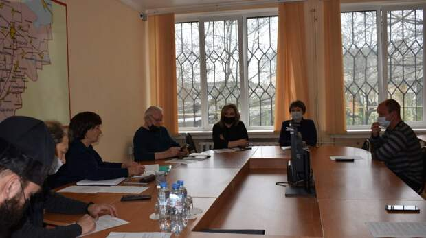 22 апреля 2021 года состоялось очередное заседание Общественного совета муниципального образования Кировский район Республики Крым