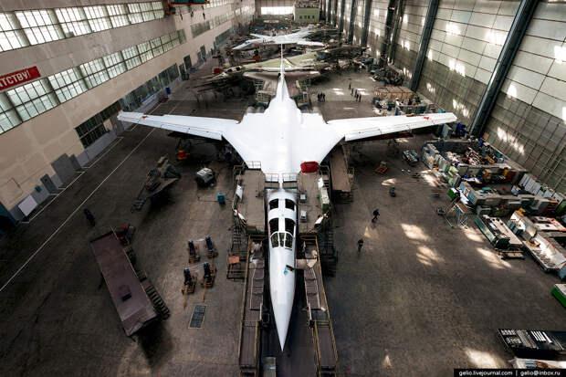 Минобороны подало иск к «Туполеву» за срыв сроков по строительству казанских «Белых лебедей»