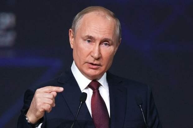 Путин отверг причастность российских спецслужб к инциденту с бортом Ryanair