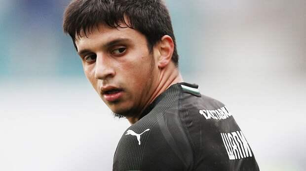 Нападающий «Краснодара» Сулейманов был удален дважды в двух товарищеских матчах за день