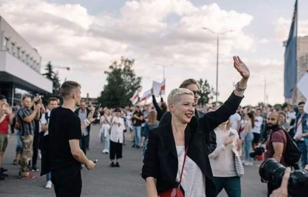8 фактов про белорусскую оппозиционерку Марию Колесникову, которая пришла в политику из музыки