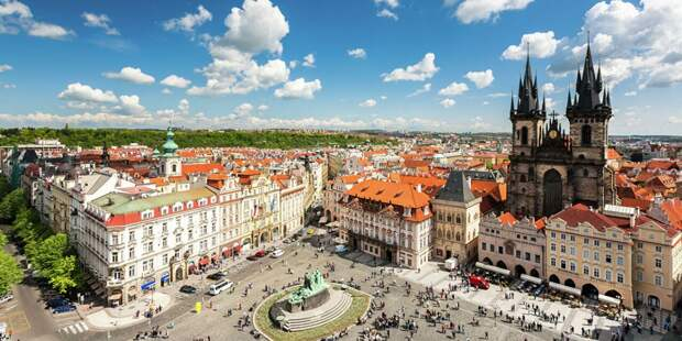 Чехия намерена пересмотреть отношения с Россией