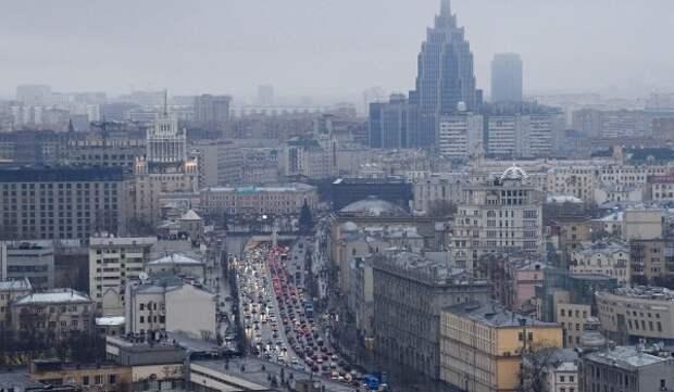 Облачная погода, дожди и до 22 градусов тепла ожидается в столице 12 мая