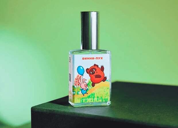 Студия «Союзмультфильм» выпустила ароматы, посвященные мультфильмам