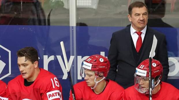 Новиков: «Для сборной России поражение от Словакии на ЧМ будет полезным»