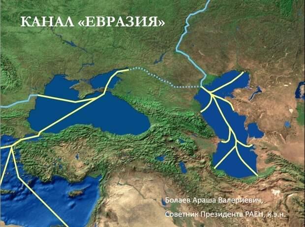 У Путина появился шанс для проекта, который даже Сталин не смог сделать