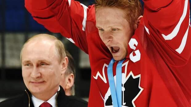 Обнимался с Путиным, подкалывал Овечкина, дрался с Дацюком. Канадец Перри в 35 лет забивает в финале Кубка Стэнли