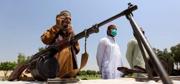 Почему Россия пошла на переговоры с талибами