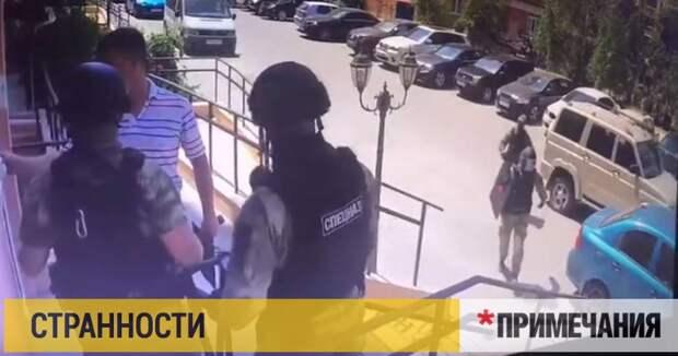 С автоматами наперевес: как в Севастополе задерживали сербского повара Славиша Карабашевича