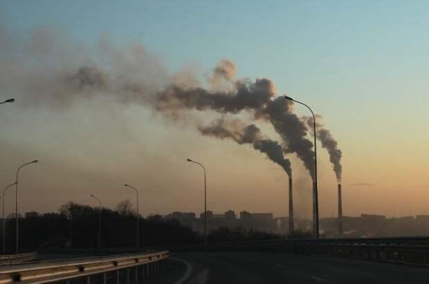 Путин дал поручения по снижению эмиссии парниковых газов
