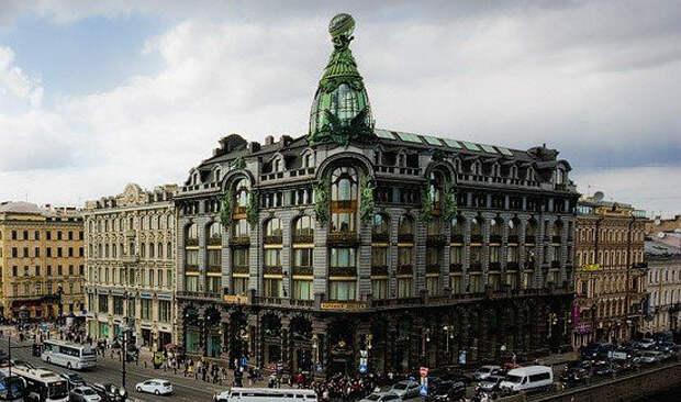 Лучшие примеры российской архитектуры в стиле модерн