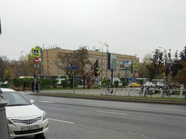С улиц в центре Москвы украли более 15 велопарковок