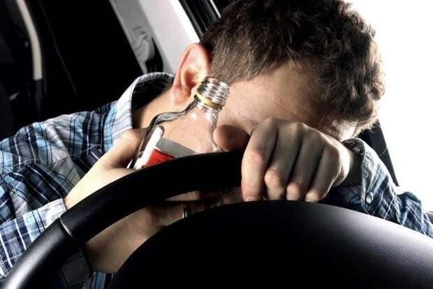 Бдительная красноярка помогла поймать пьяного водителя