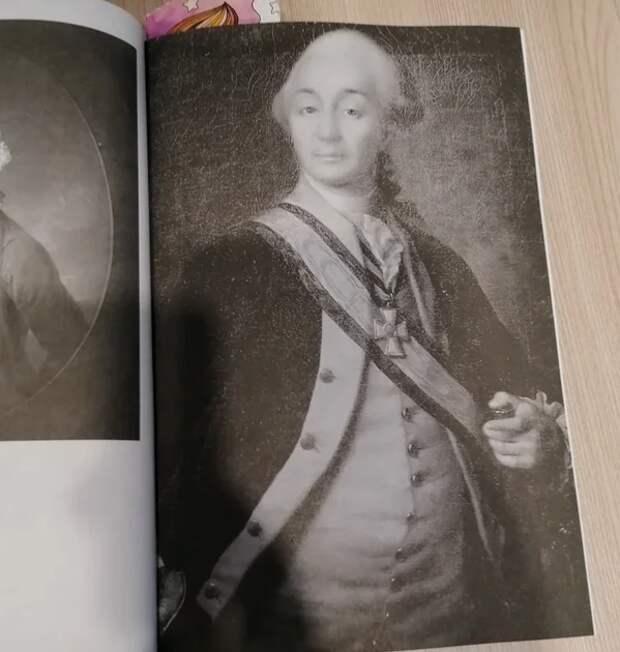 Посмотрев на прижизненный портрет Суворова, вы его не узнаете