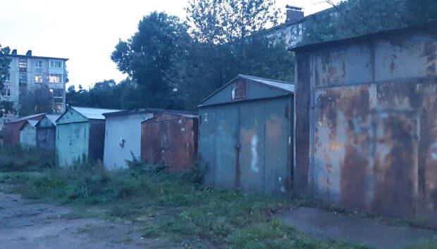 Полтора десятка гаражей снесут в Петрозаводске