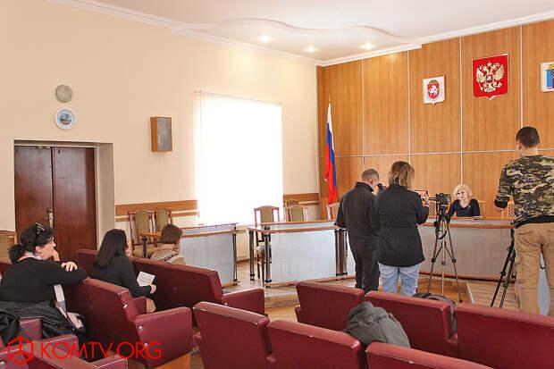 Первая пресс-конференция Главы муниципального образования городской округ Феодосия Анжелы Владимировны Сердюковой 1