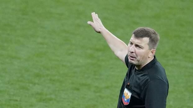 Вилков выступил с заявлением после пожизненного отстранения от судейства