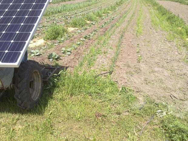 мотоблок на солнечных панелях 2: Устойчивые изделия и конструкции