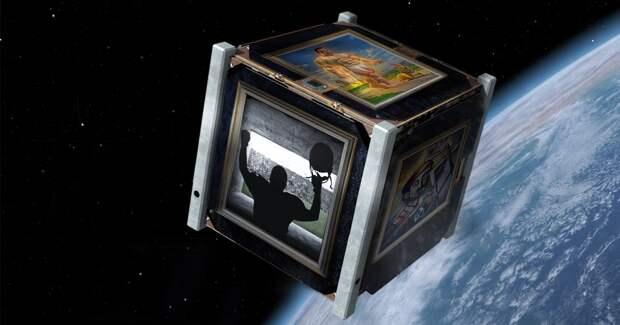 Рекламные щиты появятся в космосе