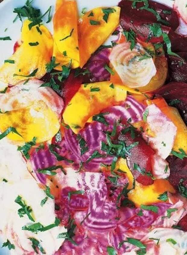 Овощные блюда — Рецепты Джейми Оливера