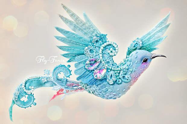 Райские птички Юлии Гориной