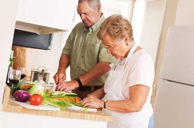 Ешь и молодей. Как правильно питаться в зрелом возрасте?
