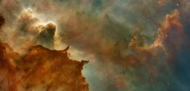 Галактическая туманность