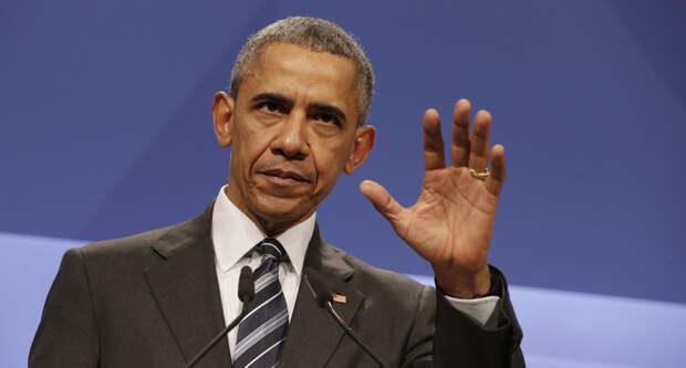 """Прощальная речь слабака. Обама 38 раз повторил """"Россия"""""""