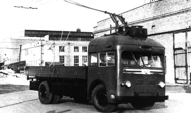 История развитя троллейбусов в ссср