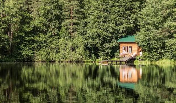 ВТюменской области на22% вырос спрос напокупку загородной недвижимости