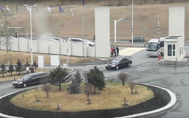 Лимузин Ким Чен Ына прибыл во Владивосток. А где же лидер КНДР?