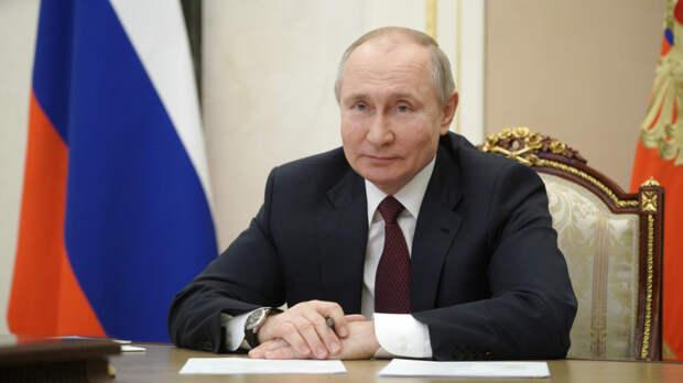 Путин раскрыл детали подготовки послания Федеральному собранию