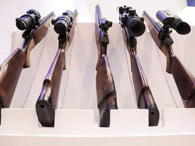 В ГД внесли законопроект об ужесточении контроля за оборотом оружия