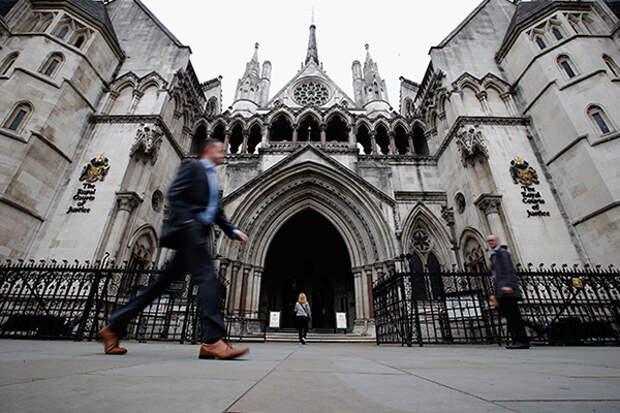 Здание Лондонского суда