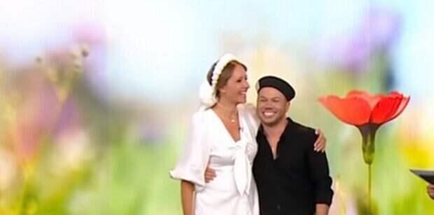 """Осадчая раскрыла, что ее связывает с Андре Таном, представ в платье """"невесты"""": """"Впечатляет"""""""