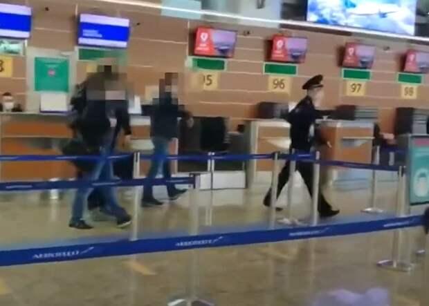 Видео задержания бывшего вице-губернатора Мордовии Алексея Меркушкина опубликовал СК